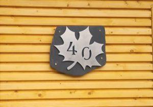 Haus - Hausnummer