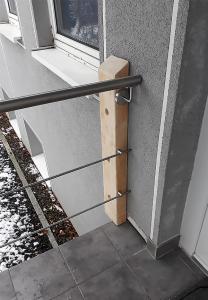 Geländer - Terrasse - Balkon