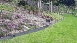 Garten - Beetabgrenzung
