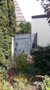 Garten - Tür